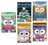 Owlegories Volumes 1-5, 5 DVD Bundle