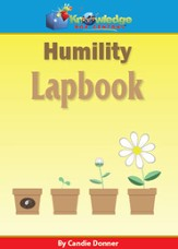 Humility Lapbook - PDF Download [Download]