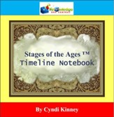 Stages of the Ages Timeline Notebook 5000 BC to Present - PDF Download [Download]