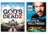 God's Not Dead 2 Blu-Ray/Between Heaven & Hollywood Bundle