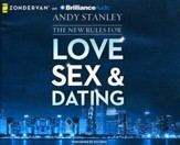 New Rules for Love, Sex and Dating - unabridged audiobook on CD