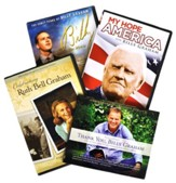 Billy Graham Collection - 4 DVDs