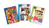 Early Learning Fun: Phonics,  Printing, and Seasons & Colors Fun Bundle