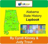 Alabama State History Lapbook - PDF Download [Download]