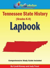 Tennessee State History Lapbook - PDF Download [Download]