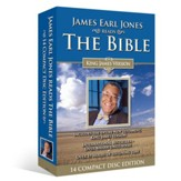 James Earl Jones Reads the Bible (KJV) New Testament