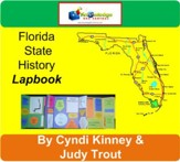 Florida State History Lapbook - PDF Download [Download]