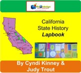 California State History Lapbook - PDF Download [Download]