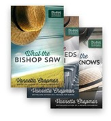 The Amish Bishop Mystery Series, Volumes 1-3