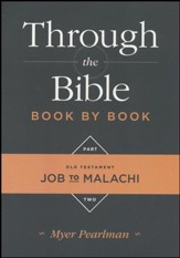 Through the Bible Job to Malachi