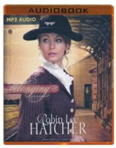 #1: Belonging unabridged audio book on MP3-CD