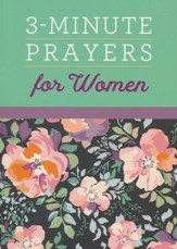3-Minute Prayers for Women