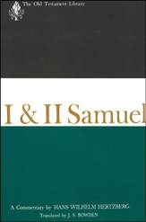 I & II Samuel: Old Testament Library [OTL]