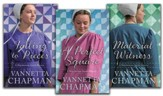 Shipshewana Amish Mystery Series, Volumes 1-3