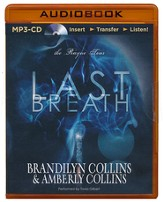 Last Breath - unabridged audiobook on MP3-CD - Slightly Imperfect