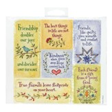 Friendship Magnets, Sheet of 6