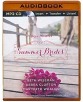 Summer Brides: A Year of Weddings Novella Collection - unabridged audiobook on MP3-CD