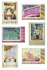 Birthday Fair, Box of 12 Birthday Cards
