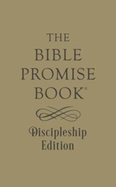 The Bible Promise Book, Discipleship Edition