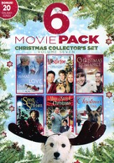 Christmas Collector's Set, Volume 7 with Bonus MP3: Christma  s Magic, What I Did for Love, A Song for the Season, A  Christmas Romance, The Sons of Mistletoe, A Christmas Tail,  and The Man Who Saved Christmas
