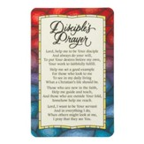 Disciple's Prayer Pocket Card