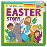My First Read-Along Easter Story: Includes Music CD with Read-Along Story