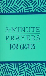 3-Minute Prayers for Grads