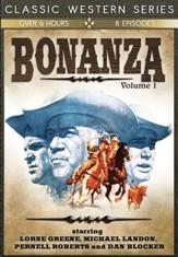 Bonanza Volume 1, DVD