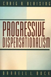 Progressive Dispensationalism