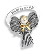 Always by My Side--Bedside Angel Pin