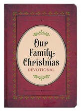 Our Family Christmas Devotional - Slightly Imperfect