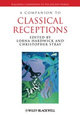 A Companion to Classical Receptions - eBook