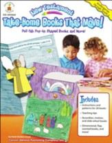 New Testament Take-Home Books That Move! Grades K-2
