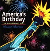 America's Birthday: The 4th of July Audiobook on CD