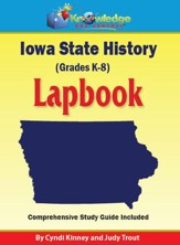 Iowa State History Lapbook - PDF Download [Download]