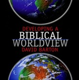 Developing a Biblical Worldview Audiobook on CD