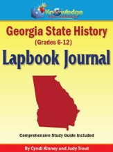 Georgia State History Lapbook Journal - PDF Download [Download]