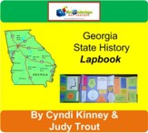 Georgia State History Lapbook - PDF Download [Download]
