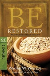 Be Restored: Trusting God to See Us Through - eBook
