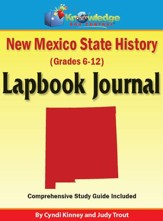 New Mexico State History Lapbook Journal - PDF Download [Download]