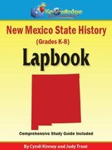 New Mexico State History Lapbook - PDF Download [Download]