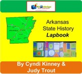 Arkansas State History Lapbook - PDF Download [Download]
