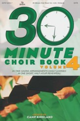 30-Minute Choir Book, Volume 4