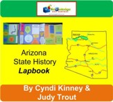 Arizona State History Lapbook - PDF Download [Download]