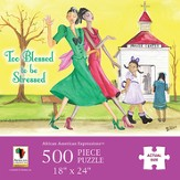 Too Blessed to Be Stressed Puzzle