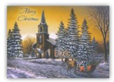 Cherished Memories Christmas Cards, Box of 20