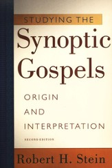 Studying the Synoptic Gospels, Second Edition