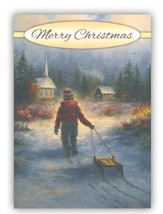 Heading Home Christmas Cards, Box of 20