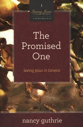 The Promised One (A 10-week Bible Study): Seeing Jesus in Genesis - eBook