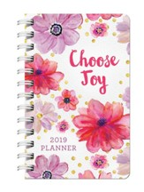 2019 Planner Choose Joy
